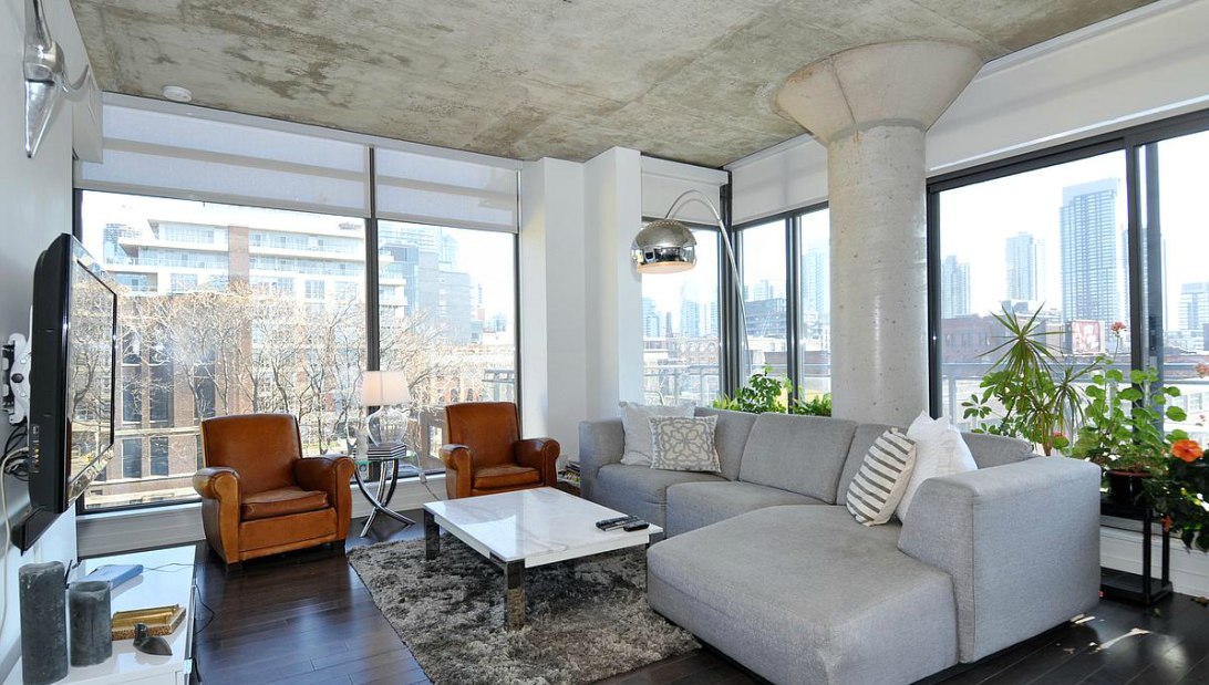10 MORRISON ST - KING WEST LOFTS - CONTACT YOSSI KAPLAN