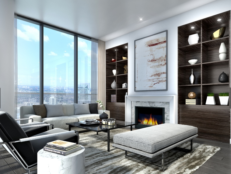 100 Harbour Condos - Penthouse Suite for Sale