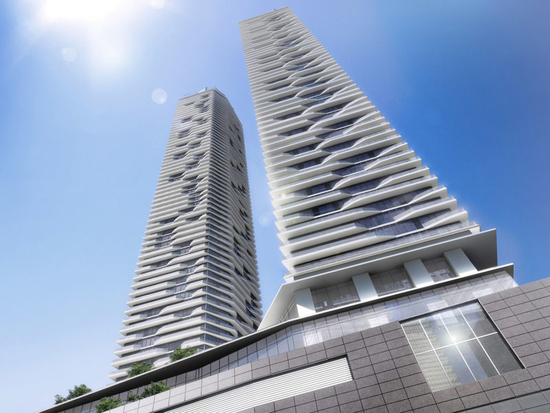 100 Harbour Condos for Sale - Harbour Plaza Residences