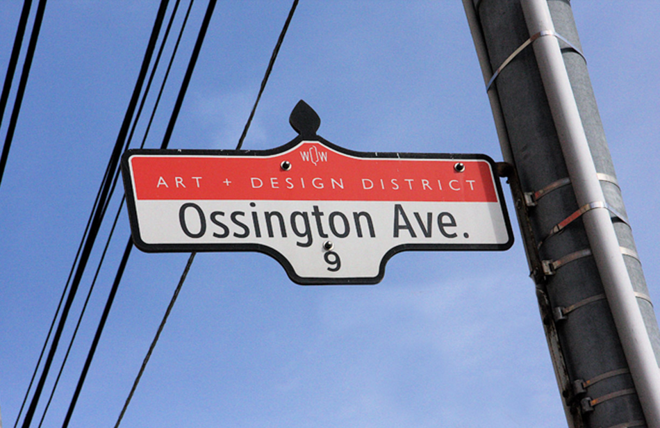 109 OSSINGTON AVE - ART & DESIGN DICTRICT
