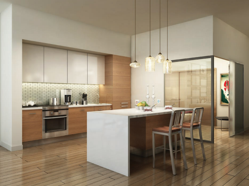 109 OSSINGTON CONDOS FOR SALE - KITCHEN