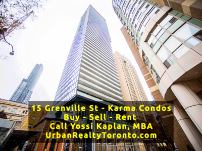 15 Grenville Condos - Buy, Sell, Rent - Contact Yossi Kaplan