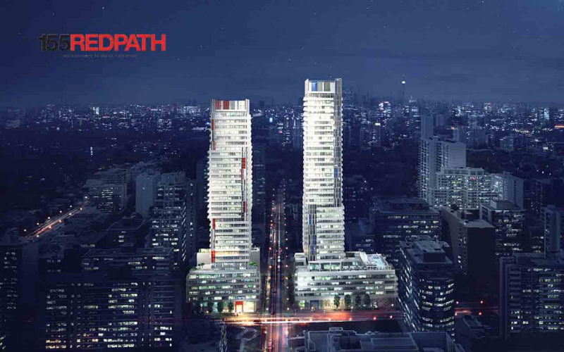 Assignment Condo at 155 Redpath - Contact Yossi Kaplan