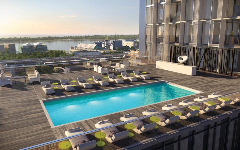 158 FRONT CONDOS - ST LAWRENCE CONDOMINIUMS - POOL