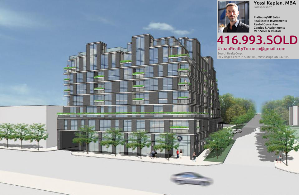 1580 AVENUE CONDOS - AVENUE AND PARK RESIDENCES - CONTACT YOSSI KAPLAN