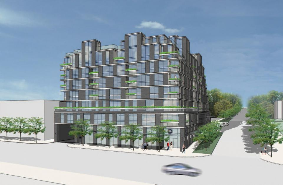 1580 AVENUE ROAD - AVENUE AND PARK RESIDENCES