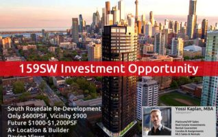 159 SW Condos – Platinum/VIP Launch