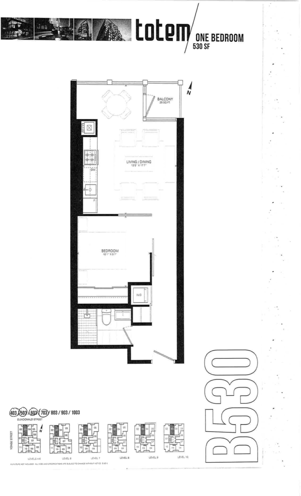 17-dundonald-st-floorplan-one-bed-530-sq-ft-contact-yossi-kaplan