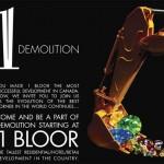 1 Bloor East Condos – Demolition Starts May 29th