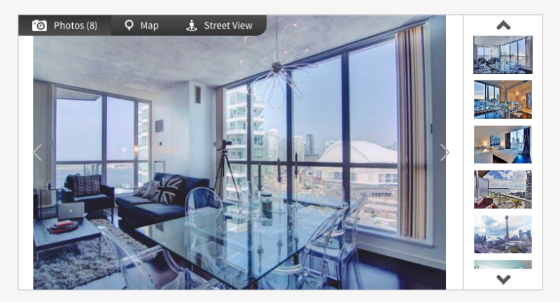 218 QUEENS QUAY W - TWO BEDROOM FOR SALE