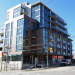 Sync Lofts on Queen East