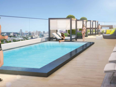 330 Richmond Condos Rooftop Pool - Contact Yossi Kaplan