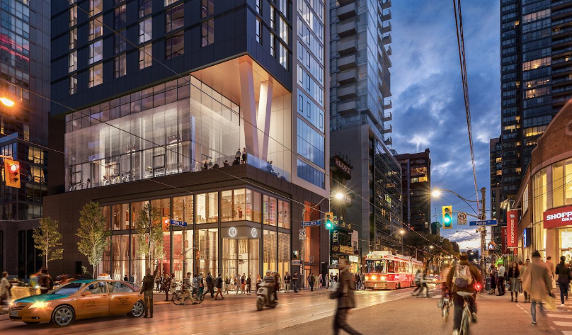 357 King West Condos - Entertainment District Condos for Sale