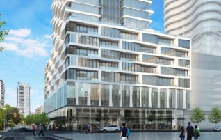 411 Church St – Axis Condos
