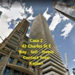 Condos For Sale at 42 Charles Street East
