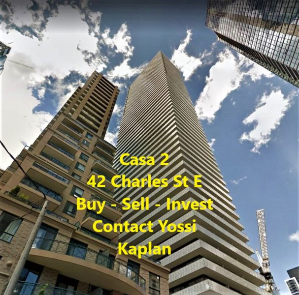 CASA 2 - CONDOS FOR SALE & RENT AT 42 CHARLES STREET EAST