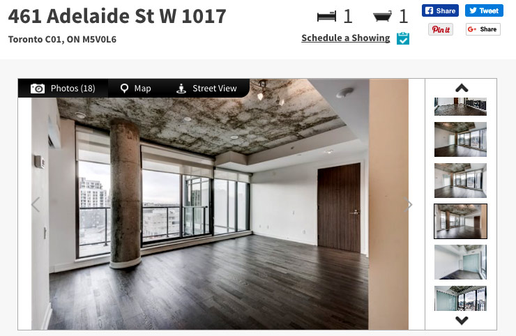 461 Adelaide West - Fashion House Condos for Sale - Contact Yossi Kaplan
