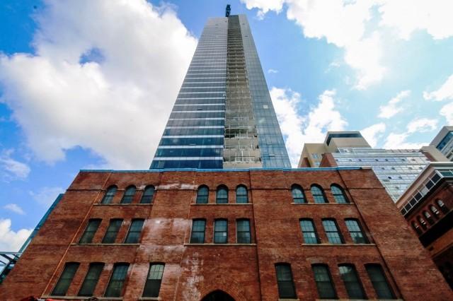 5 ST JOSEPH HERITAGE BUILDING - CONTACT YOSSI KAPLAN