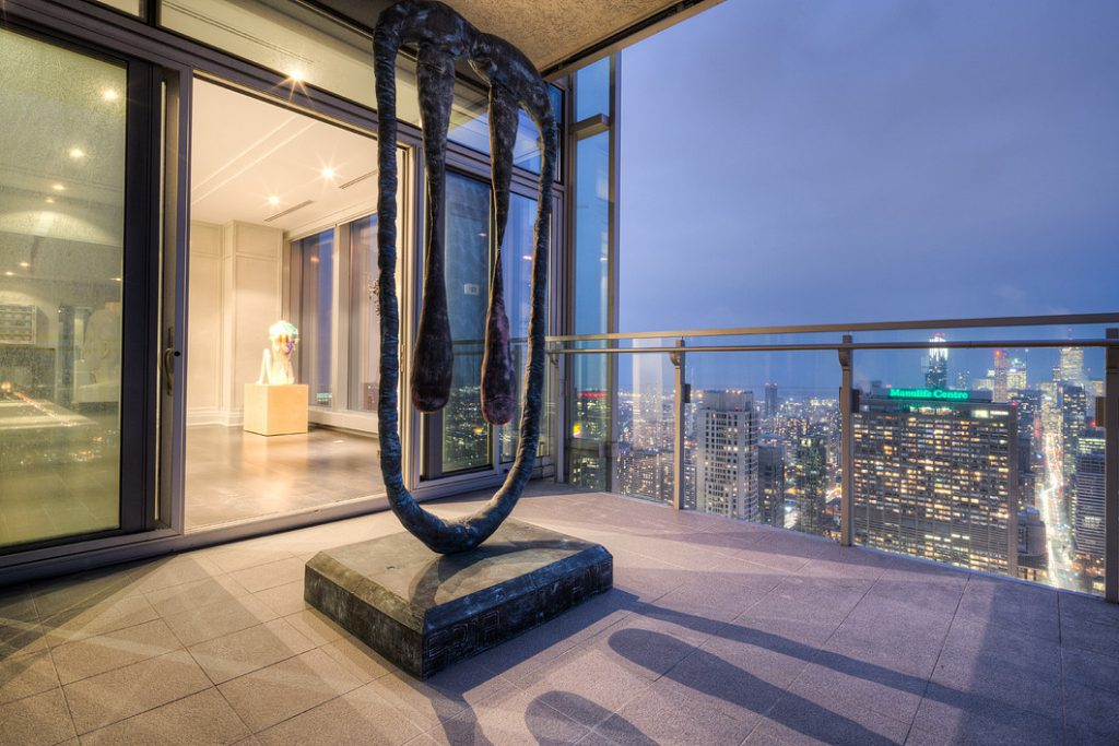 50 YORKVILLE - TWO BEDROOM SOUTH TERRACE - CONTACT YOSSI KAPLAN