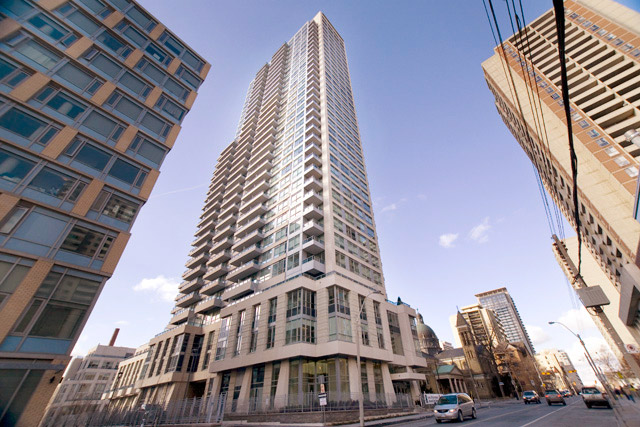 500 SHERBOURNE CONDOS - CONTACT YOSSI KAPLAN