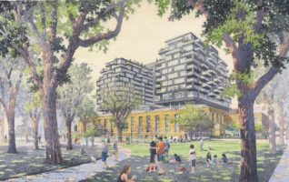 Creative Development Planned For 505 Richmond West – Waterworks Condos