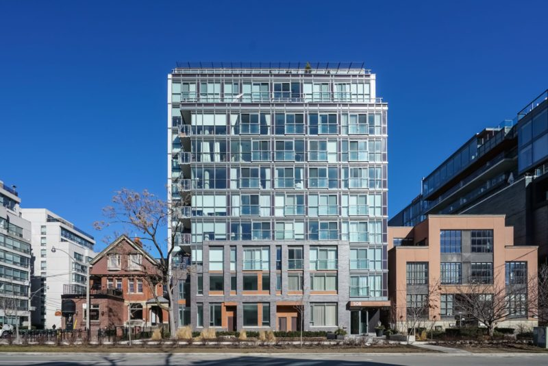 508 Wellington West Condos