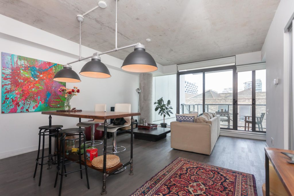 TWO BEDROOM FOR SALE IN KING WEST - CONTACT YOSSI KAPLAN