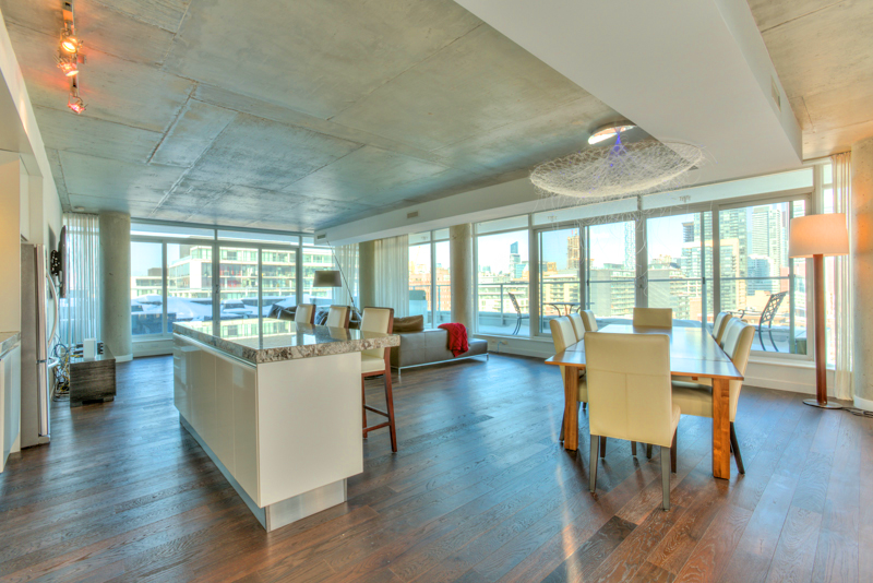 75 PORTLAND - PENTHOUSE FOR SALE - CONTACT YOSSI KAPLAN