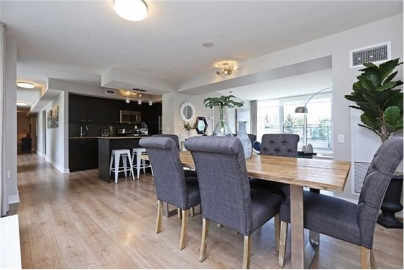 THREE KING STREET WEST CONDOS FOR SALE - 775 KING STREET WEST - DINING - CALL YOSSI KAPLAN