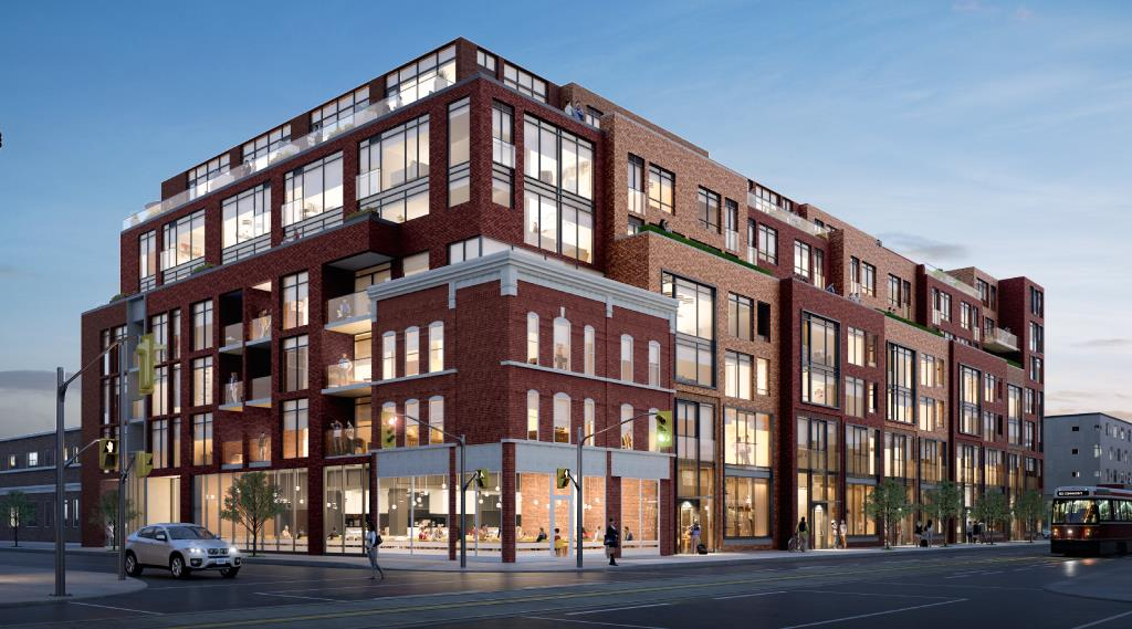 875 QUEEN EAST CONDOS FOR SALE - CONTACT YOSSI KAPLAN