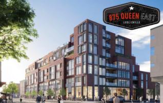 875 Queen East – 4 Year Rental Guarantee