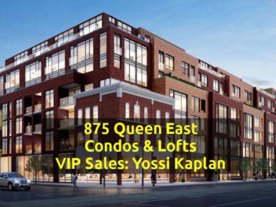 875 Queen East - VIP Release by Yossi Kaplan