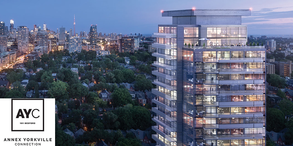 AYC CONDOS - VIP ACCESS - YORKVILLE INVESTMENT OPPORTUNITY