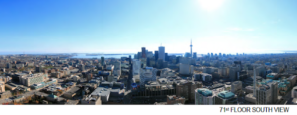 Aura Condos & Assignments For Sale - Penthouse Views South