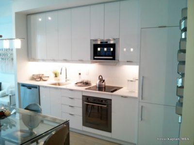 Axium Condos - Kitchen