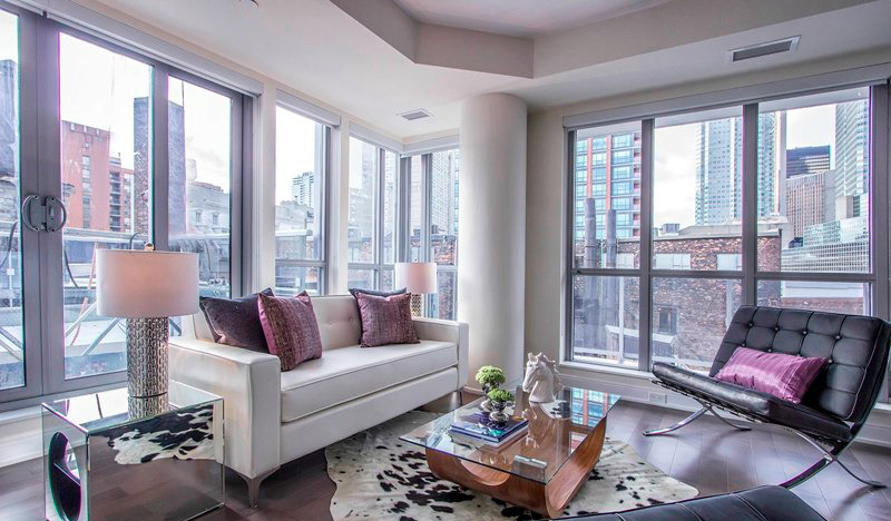 BERCZY CONDOS FOR SALE - TWO BEDROOM