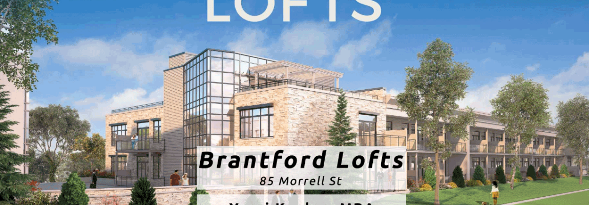 Brantford Lofts at 85 Morrell St