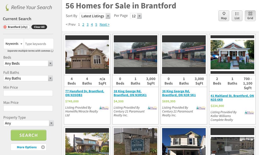 Brantford Real Estate - Contact Yossi Kaplan