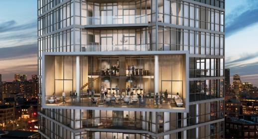CHAZ CONDOS FOR SALE - 45 CHARLES ST EAST - CLUB - YOSSI KAPLAN