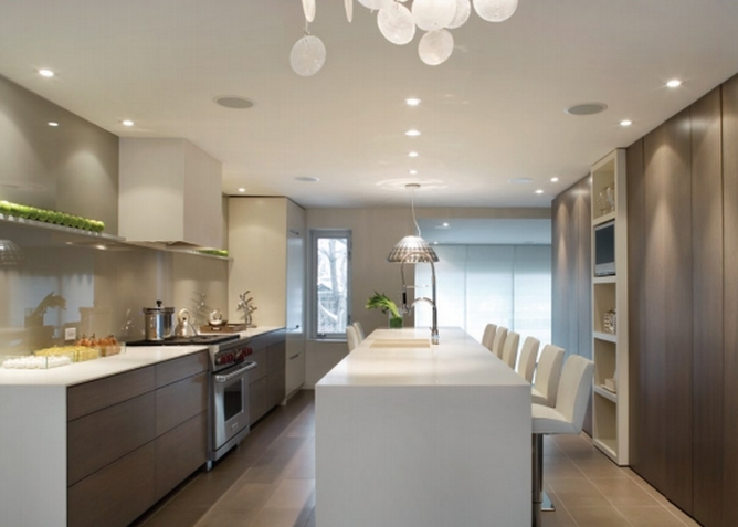 CHAZ CONDOS 45 CHARLES ST EAST KITCHEN