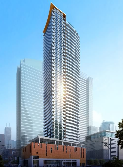CINEMA TOWER - CONDOS FOR SALE