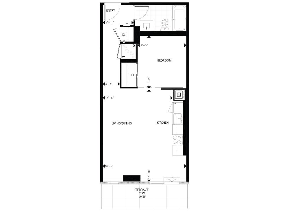 condos-for-sale-at-297-college-st-floorplan-one-bed-582-sq-ft-contact-yossi-kaplan