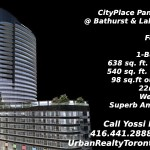 CityPlace Panorama Assignment Toronto Condo For Sale