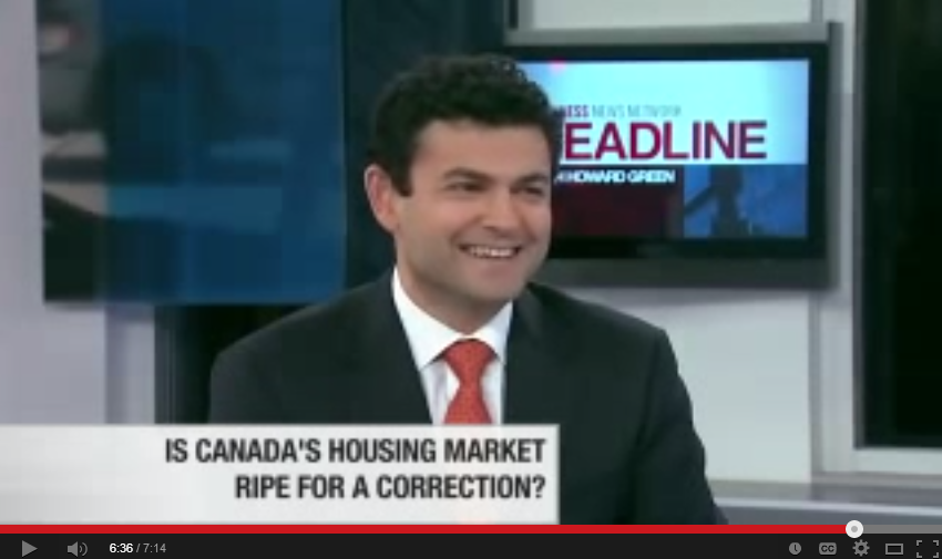 David Madani of Capital Economics on Canada's Housing Market