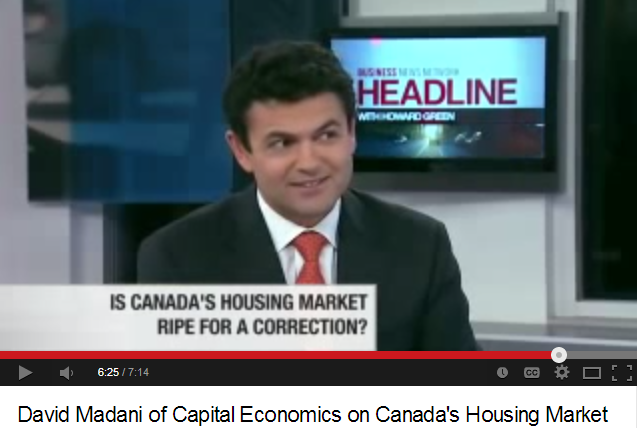 David Madani of Capital Economics