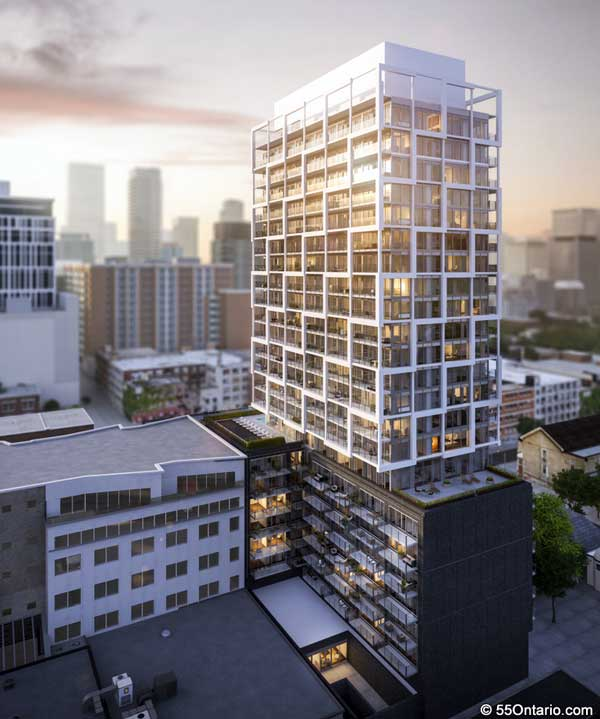 EAST FIFTY FIVE - INVESTMENT CONDOS BY YOSSI KAPLAN
