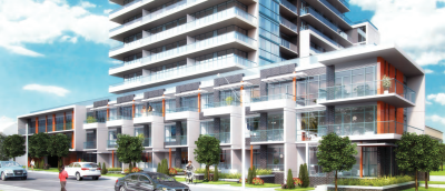 EMPIRE COMMUNITIES TOWNS ON EGLINTON - CONTACT YOSSI KAPLAN
