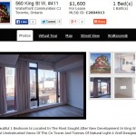 Fashion House Condos For Rent – One Bedroom