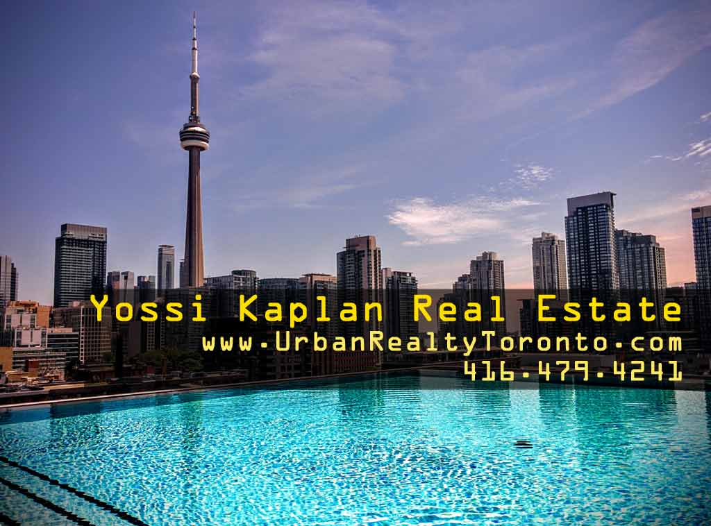 FASHION HOUSE CONDOS FOR SALE - CONTACT YOSSI KAPLAN REAL ESTATE 416.479.4241