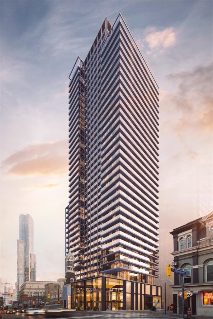 HALO RESIDENCES AT 480 YONGE ST